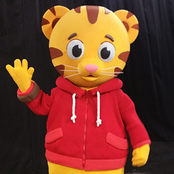 Daniel Tiger's Neighborhood, Live!