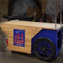 PHL Art Cart