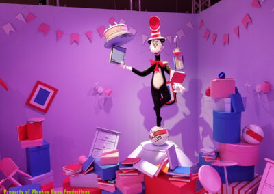 Cat in the Hat - The Dr. Seuss Experience - Property of Monkey Boys Productions