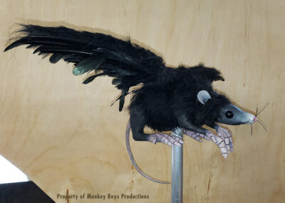 The flying rat from Gary: A Sequel to Titus Andronicus