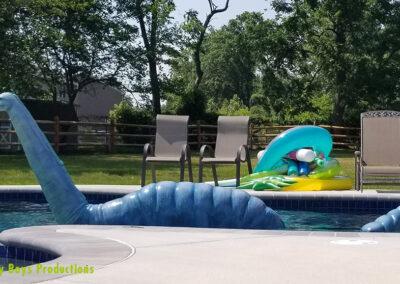 Monkey Boys Productions: Loch Ness Monster, outside