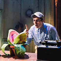 Little Shop of Horrors Off-Broadway