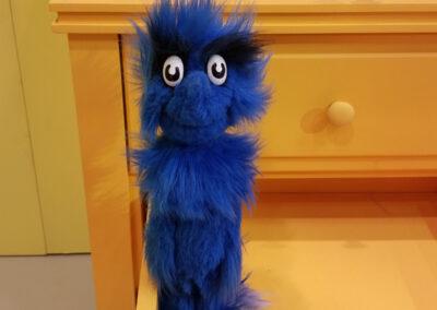 Nureau in the bureau - The Dr. Seuss Experience - Property of Monkey Boys Productions